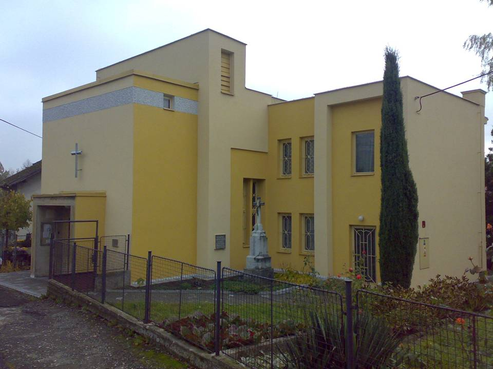 kaple Pustkovec