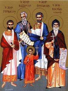 14-10-martyrs-gervasius-nazarius-protasius-and-celsus-of-milan